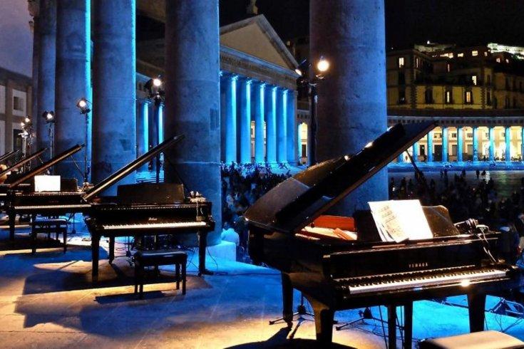 Domenica nell'atrio del Duomo: 12 pianoforti in concerto - aSalerno.it