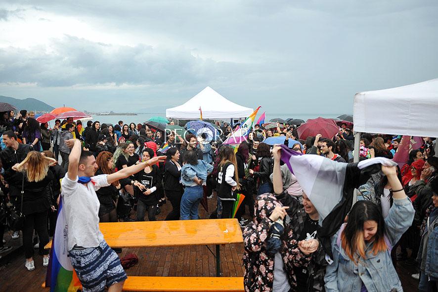 SAL - 01 06 2019 Salerno. Salerno Pride. Foto Tanopress