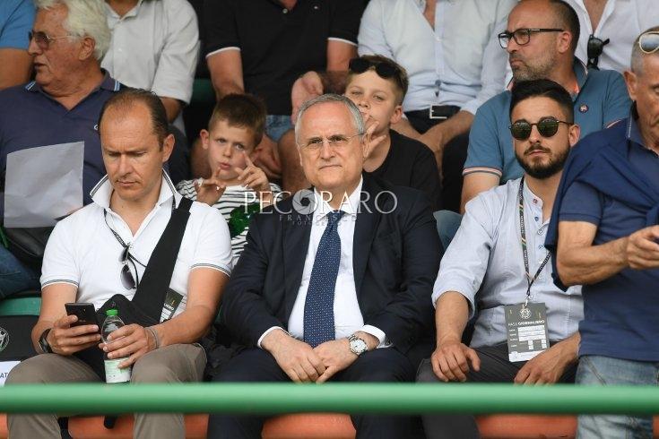 """Lotito: """"Salernitana non meritava la retrocessione, a Salerno bisogna cambiare mentalità"""" - aSalerno.it"""