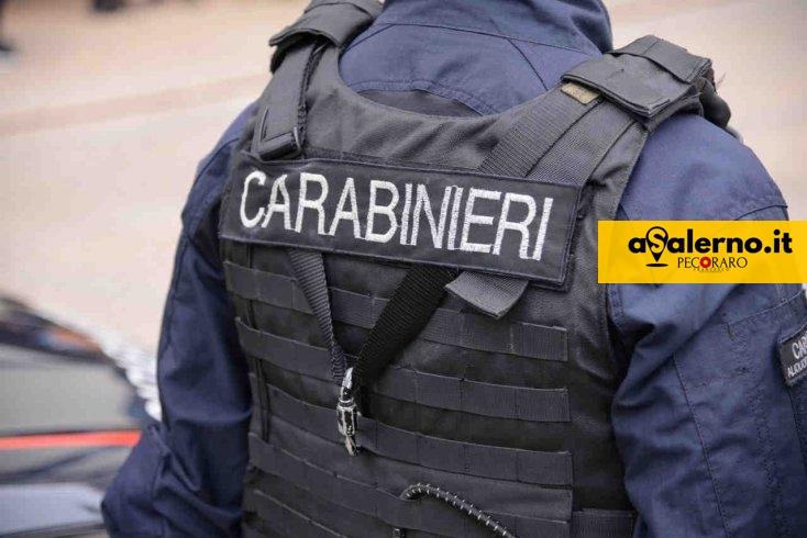 Evitata tragedia in via Salvo d'Acquisto, Carabinieri salvano uomo dal suicidio - aSalerno.it