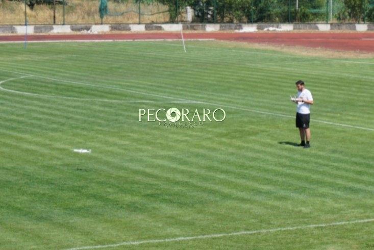 Ritiro Salernitana, a San Gregorio spunta un drone - aSalerno.it