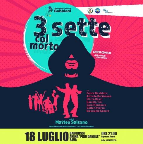 """Baronissi Fest, giovedì """"tre sette col morto"""" - aSalerno.it"""