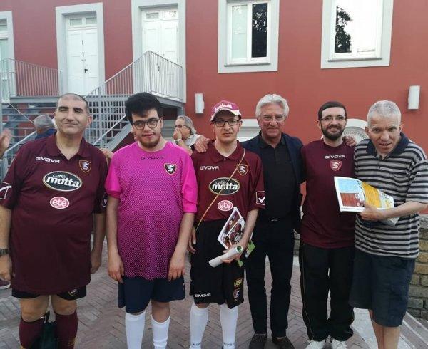 """La Salernitana """"For Special"""" ha vinto la Coppa Fair Play di Quarta Categoria - aSalerno.it"""