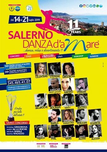 """""""Salerno Danza d'aMare"""" rinnova il successo alla sua XI edizione - aSalerno.it"""