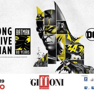 BATMAN80 #GIFFONI2019