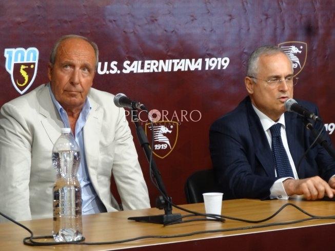 """Ventura: """"Ho voglia feroce, voglio far riempire l'Arechi"""" - aSalerno.it"""