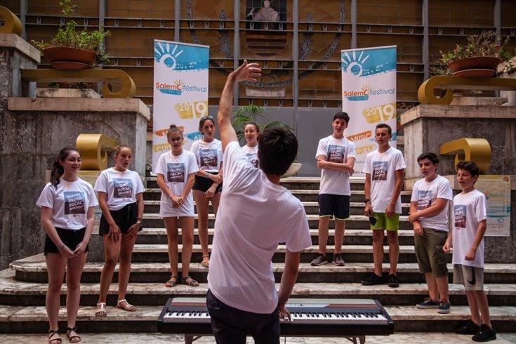 La lunga giornata corale del Salerno Festival - aSalerno.it