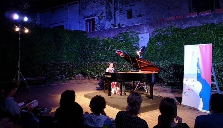 Pianisti dagli Usa e dall'estremo oriente in Costiera Amalfitana - aSalerno.it