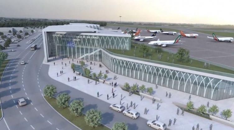 De Luca presenta tutto il progetto sull'aeroporto di Salerno-Costa d'Amalfi – VIDEO - aSalerno.it