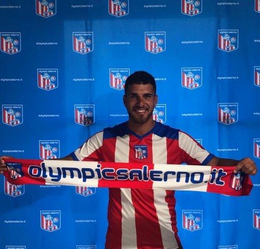 """Olympic Salerno, rinnova anche Anastasio: """"Riprendiamoci quello perso l'anno scorso"""" - aSalerno.it"""