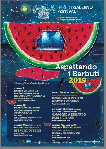 """Scena Teatro ed il Teatro dei Barbuti in tandem per """"Aspettando i Barbuti"""" - aSalerno.it"""