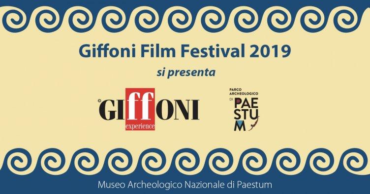 Il Giffoni 2019 si racconta al Museo Archeologico di Paestum - aSalerno.it