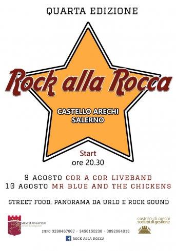 Torna Rock alla Rocca al Castello Arechi - aSalerno.it