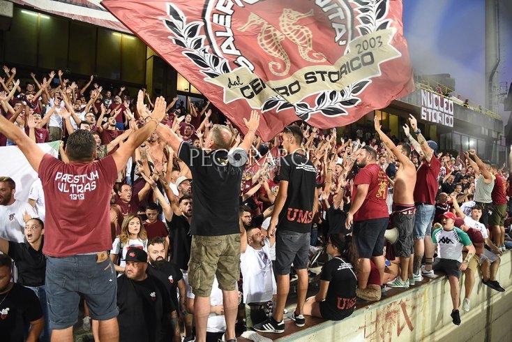 Monday night all'Arechi col Benevento. Gara col Trapani il giorno dopo San Matteo - aSalerno.it