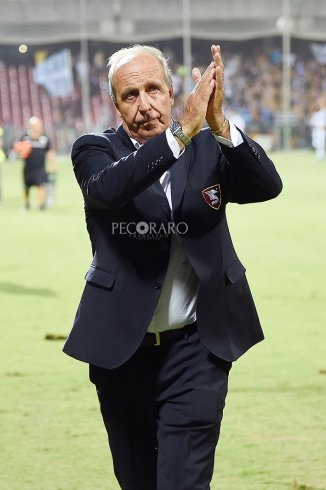 Salernitana, Ventura lancia segnali e successi - aSalerno.it