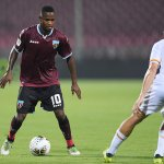 sal - 11 08 2019 Salernitana - catanzaro tim cup. nella foto jallow