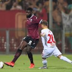 sal - 11 08 2019 Salernitana - catanzaro tim cup. nella foto billong