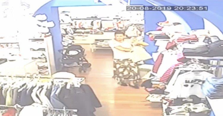 Ruba in un negozio a Cava, la titolare mette il video sui social - aSalerno.it