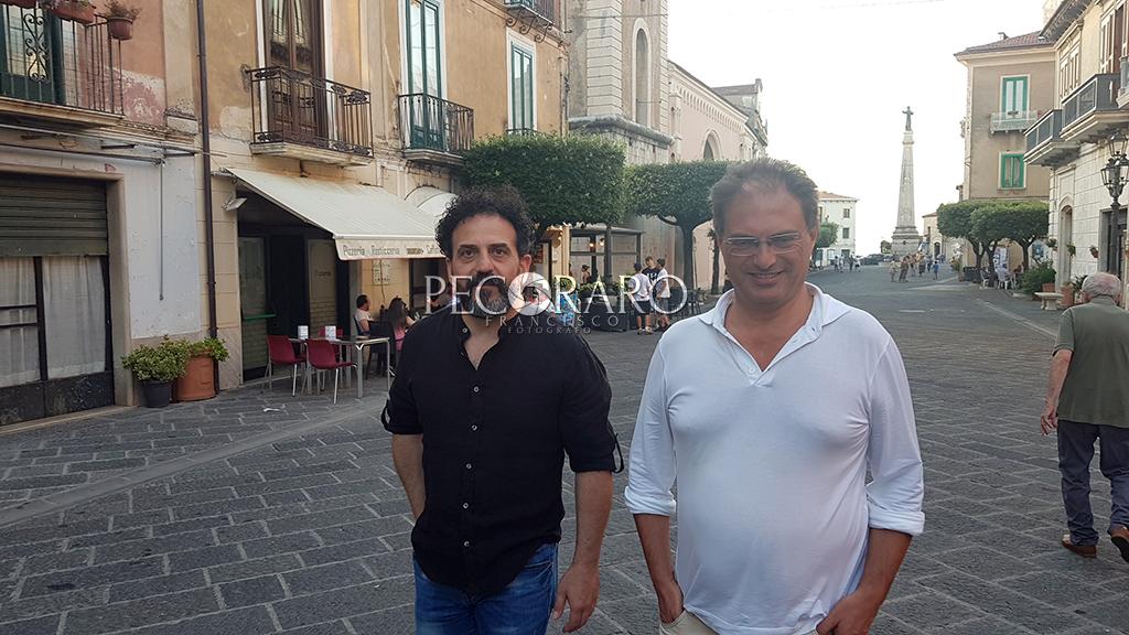BIAGIO MATERA E ENZO D'ARCO