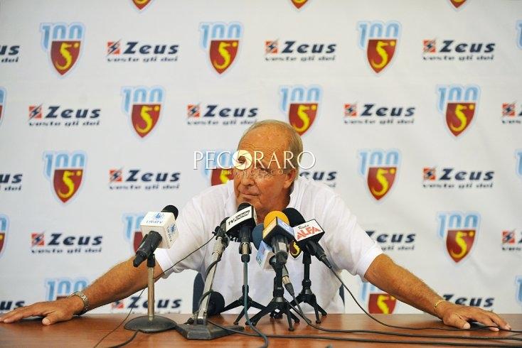 """Ventura:""""Domani con Djuric gioca Giannetti. Sono soddisfatto del gruppo"""" - aSalerno.it"""