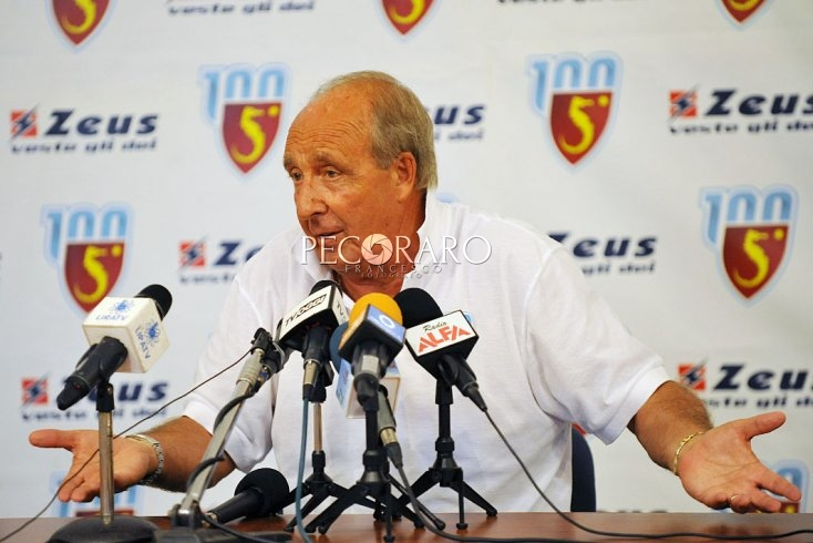 """Ventura: """"La squadra ha l'obiettivo di vincere e diventare protagonista"""" - aSalerno.it"""