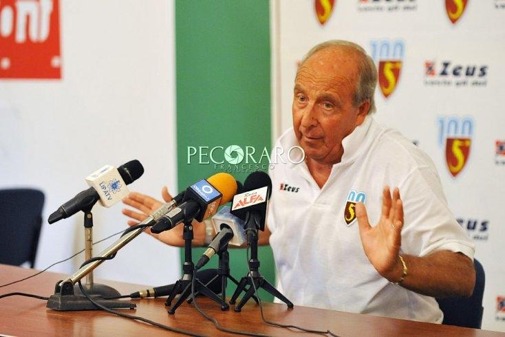 """Ventura: """"Dal mercato attendo due difensori. Dziczek? Di qualità assoluta ma diamogli tempo"""" - aSalerno.it"""