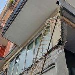 SAL - 13 08 2019 Salerno Torrione. Crollo balcone. Foto Tanopress
