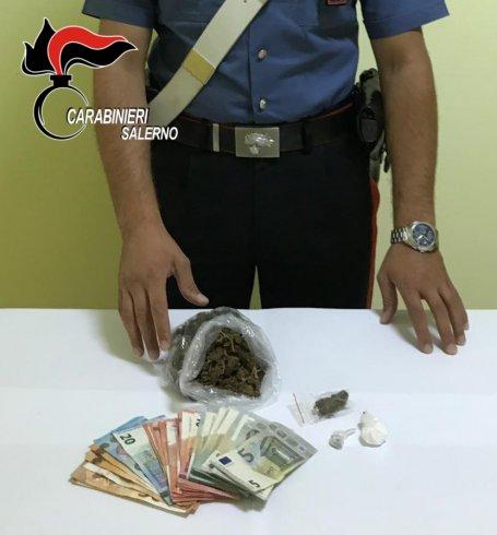 Amore e cocaina, fermata in Cilento una coppia di fidanzati con la droga nascosta - aSalerno.it
