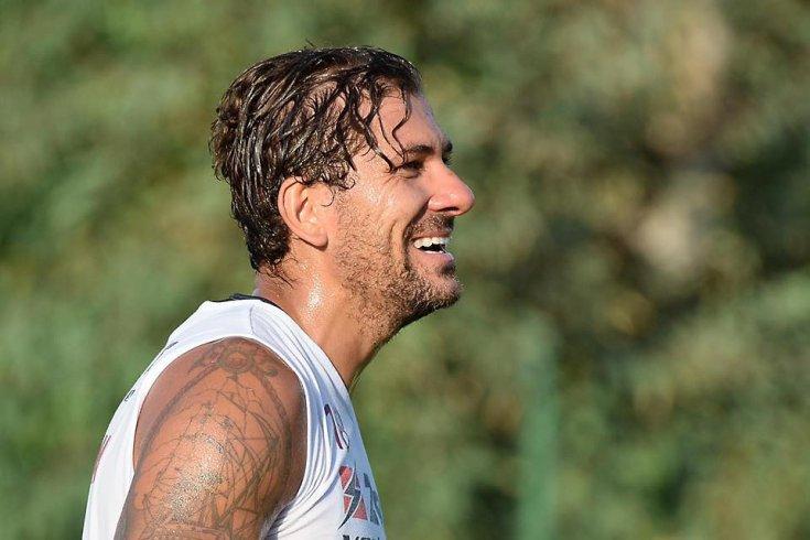 Salernitana, primo allenamento per Cerci - aSalerno.it