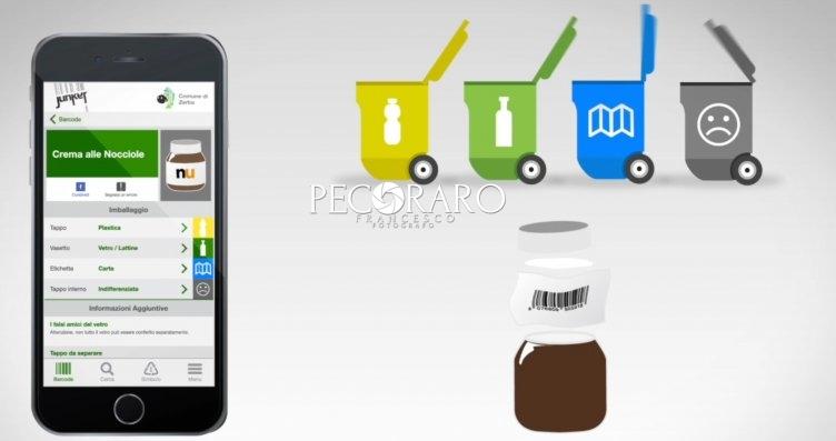 """""""Junker"""", i salernitani scoprono l'app che aiuta a differenziare i rifiuti - aSalerno.it"""