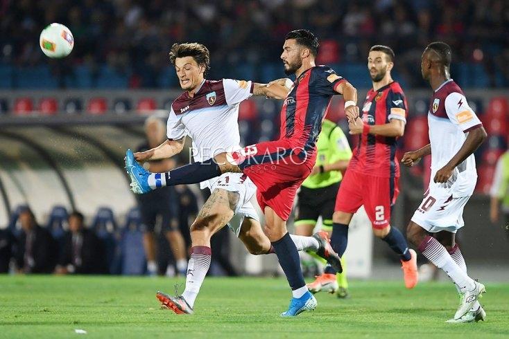 A Trapani con le torri, Ventura pronto a lanciare la coppia Djuric-Giannetti - aSalerno.it