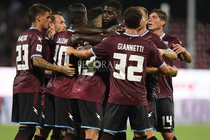 Salernitana, Kiyine e Giannetti colpiscono le aquile: 2 a 0 sul Catanzaro (pt) - aSalerno.it
