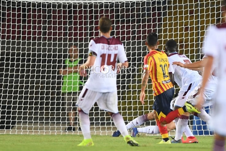 Salernitana, coppa amara: poker giallorosso (4-0) - aSalerno.it