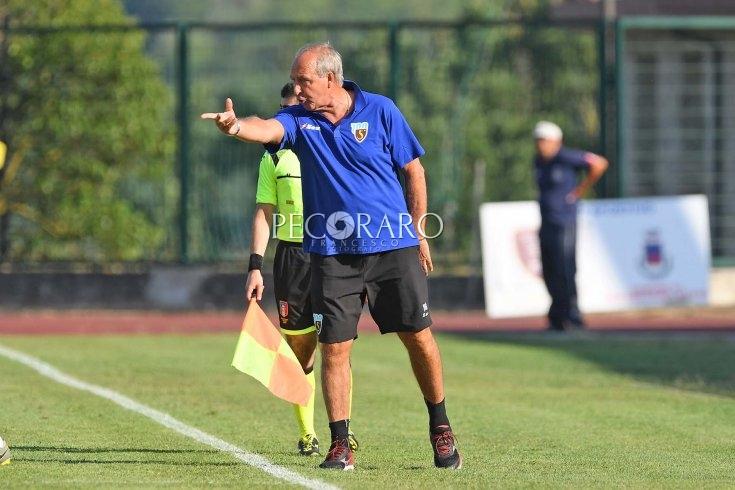 """Salernitana, Ventura : """"Squadra in crescita, mi aspetto progressi"""" - aSalerno.it"""