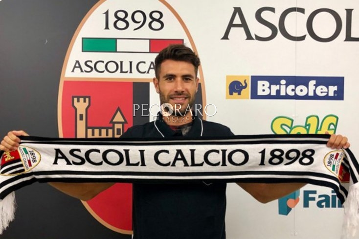 Raffaele Pucino saluta, è un nuovo calciatore dell'Ascoli- UFFICIALE - aSalerno.it