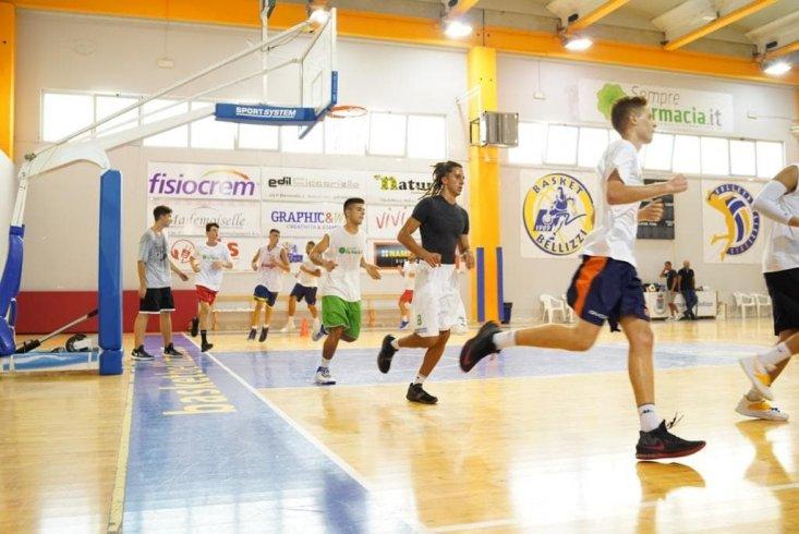 Basket Bellizzi, dg Fabio Scannapieco presenta la nuova stagione - aSalerno.it