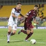 sal - 29 09 2019 Livorno - Salernitana Campionato Serie B 2019-20Nella foto: