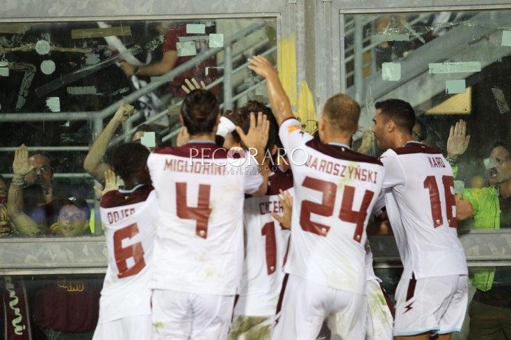 """Ventura:""""Ulteriore passo in avanti, vincere fa sempre bene"""" - aSalerno.it"""