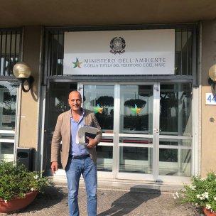 Alessandro Chiola sindaco di Montecorvino Pugliano