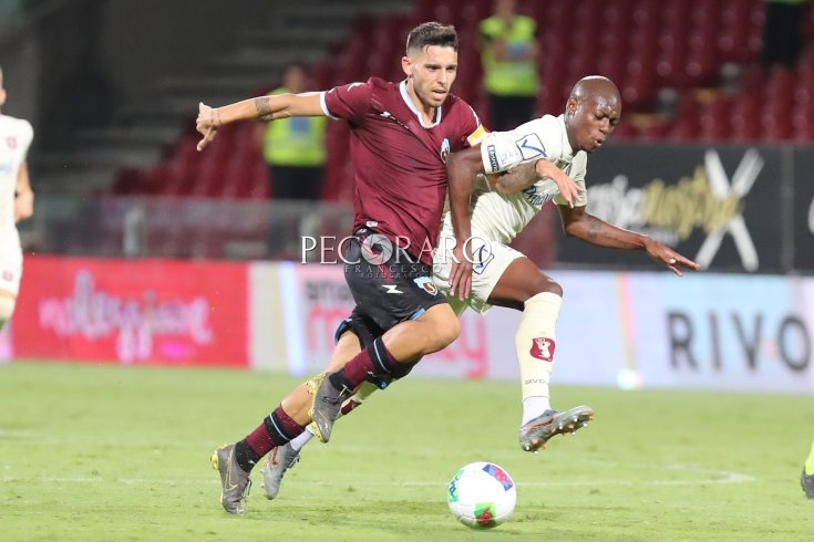 Salernitana-Chievo, le pagelle - aSalerno.it