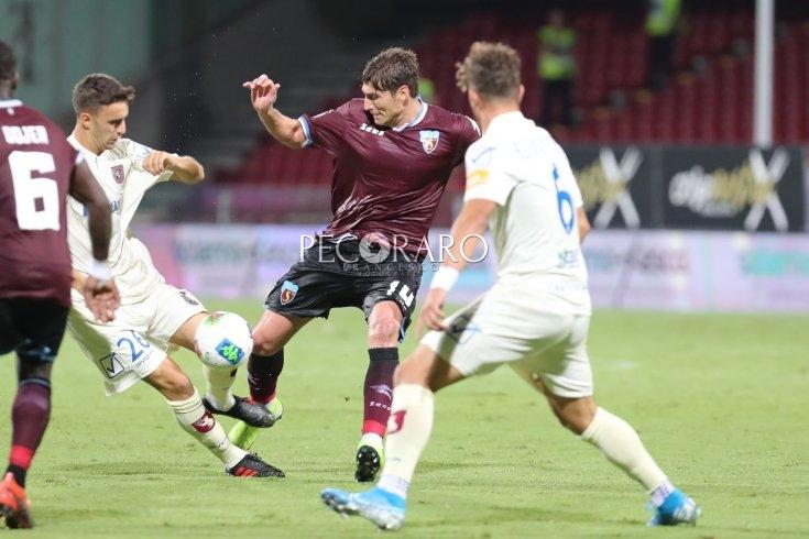 Salernitana e Chievo, pari in tutto (1-1) - aSalerno.it