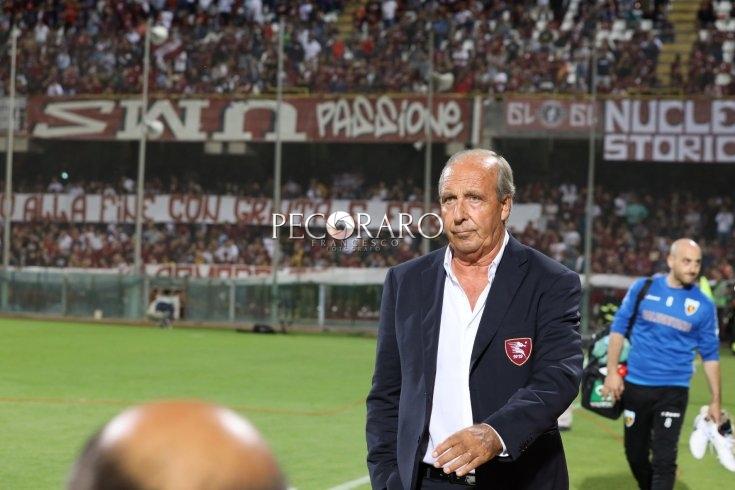 """Ventura: """"A Livorno voglio una gara di personalità"""" - aSalerno.it"""