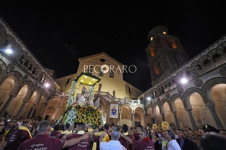 Salerno si prepara alle celebrazioni per la traslazione di San Matteo - aSalerno.it