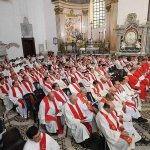 sal - 21 09 2019 Salerno Duomo Messa pontificale.