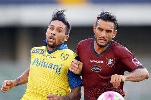 17 08 2015 Verona. Chievo Verona - Salernitana tim cup 2015 2016.