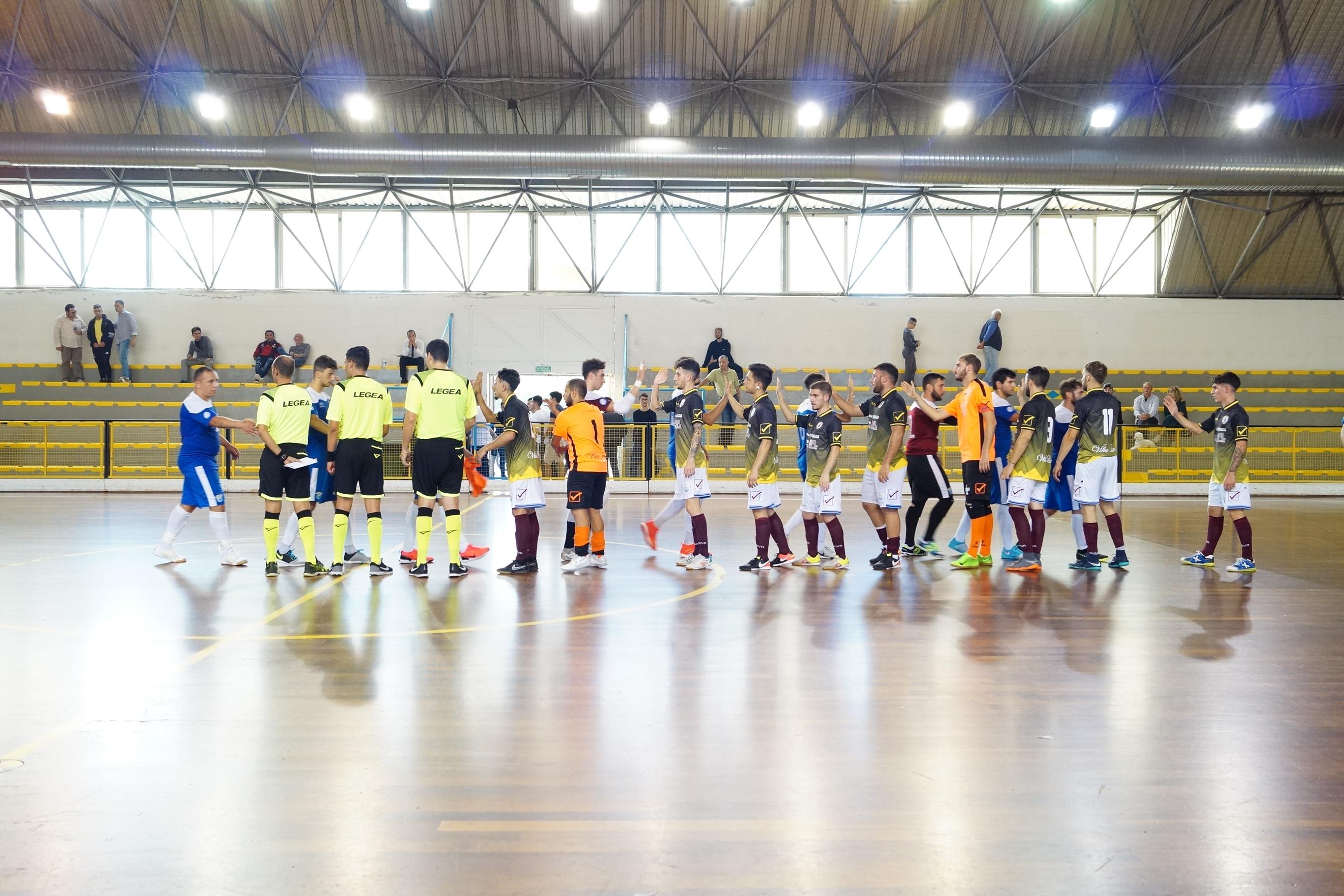 Alma Salerno - Real Team Matera