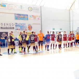 Bernalda Futsal - Alma Salerno