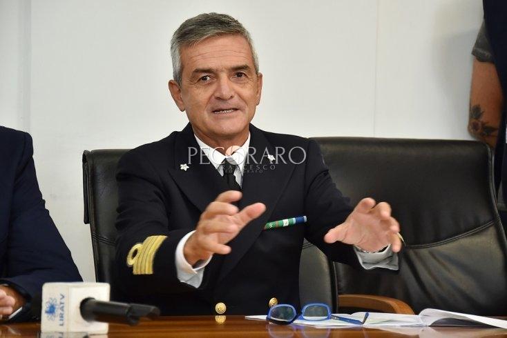 Capitaneria, cambio al vertice al porto di Salerno - aSalerno.it