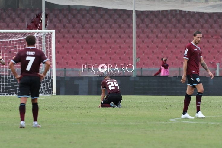 Salernitana-Frosinone: le pagelle - aSalerno.it