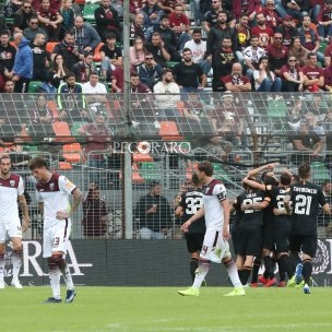 sal - 19 10 2019 Venezia - SalernitanaCampionato Serie B 2019-20Nella foto: